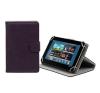 """RivaCase Univerzális táblagéptok, 7"""", RIVACASE """"Orly 3012"""" viola tablet tok"""