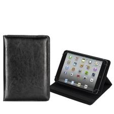 """RivaCase Univerzális táblagéptok, 7-8"""", műbőr, RIVACASE """"3003"""" fekete tablet tok"""