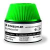 """STAEDTLER Utántöltő táblamarkerhez, STAEDTLER """"Lumocolor"""", zöld"""
