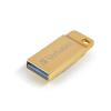"""Verbatim Pendrive, 32GB, USB 3.0, VERBATIM """"Exclusive Metal"""" arany"""