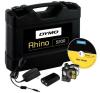 """DYMO Elektromos feliratozógép, DYMO """"Rhino 5200"""" készlet táskában címkézőgép"""