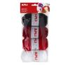 """APLI Gombolyag készlet, APLI """"Kids"""", bordó-fekete-fehér színek papírárú, csomagoló és tárolóeszköz"""