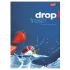 "UNIPAP Füzet, tűzött, A4, sima, 32 lap, UNIPAP ""Fresh Fruit"""
