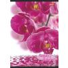 """UNIPAP Füzet, tűzött, A4, kockás, 96 lap, UNIPAP """"Flowers"""""""