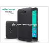 Nillkin Asus ZenFone Max (ZC550KL) hátlap képernyővédő fóliával - Nillkin Frosted Shield - fekete