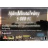 ARGUS damil.hu ajándékutalvány - 5000 Ft