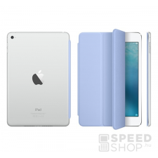 Apple iPad mini 4 gyári Smart Cover tok, orgonalila MMJW2 tablet tok