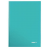 Leitz Exercise book  graph paper A4 Leitz WOW  turquoise 4002432103348