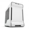PHANTEKS Enthoo Evolv ITX Mini-ITX- Fehér / Fekete window