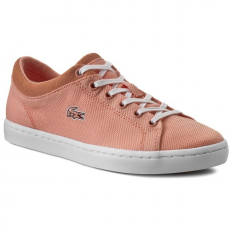 Lacoste Félcipő LACOSTE - Straightset 116 2 Caw 7-31CAW01172K9 Lt Org