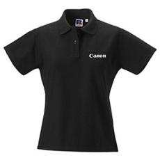 Canon klasszikus fekete nand#245;i póló (M)