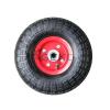 Molnárkocsi kerék szerelhető fém felnis, fúvott 3.50-4/2PR