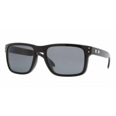 Oakley Holbrook 009102-02 POLISHED BLACK POLARIZED