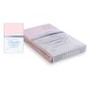 Scamp gumis lepedő 60x120-70x140 rózsaszín