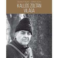 KORNISS PÉTER - KALLÓS ZOLTÁN VILÁGA ajándékkönyv