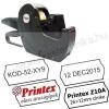 Printex Z10A alfa-numerikus árazó / dátumozógép
