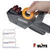 BLITZ S14 árazógép 8+6 karakter (+1 tartalék festékhenger)
