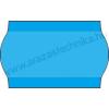 25×16mm kék árazógépszalag
