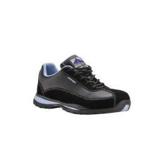 FW39 - Steelite női félcipő S1P - fekete