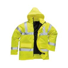 S460 - Jól láthatósági kabát - sárga