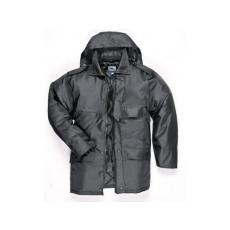S534 - Security kabát - fekete