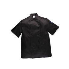 C734 - Kent séfkabát - fekete