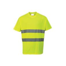 S172 - Hi-Cool pólóing - sárga