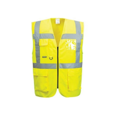 S375 - VestPort Thermal mellény - sárga