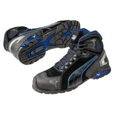 Puma Rio Black Mid S3 SRC Védőbakancs munkavédelmi cipő