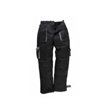 TX11 - Texo kétszínű nadrág - fekete
