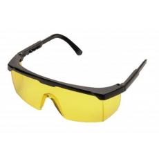 PW33 - Klasszikus védőszemüveg - sárga