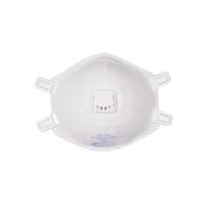 P309 - FFP3 szelepes porálarc (2 db) - fehér