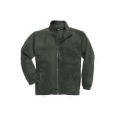 F205 - Aran polár pulóver - zöld