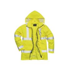 S468 - Jól láthatósági 4 az 1-ben kabát - sárga
