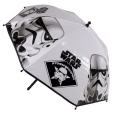 Star Wars esernyő - átlátszó