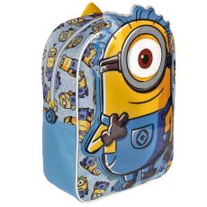 Minyon hátizsák kék - Bob - 31 cm