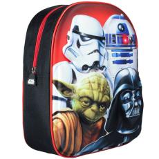 Disney Star Wars hátizsák 3D mintás - 02