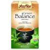 Golden Temple Zöld tea egyensúly BIO 17x1,8g Yogi