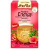 Golden Temple Pozitív energia tea BIO 17x1,8g Yogi
