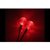 EK WATER BLOCKS LED 3mm TWIN ULTRA RED