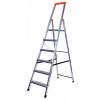 KRAUSE 126245 Monto Solidy lépcsőfokos állólétra 6 fokos