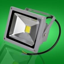 LED reflektor 20W MelegFehér kültéri világítás