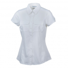 Columbia Saturday Trail III Short Sleeve Shirt Ing,blúz D (1579841-o_100-White)