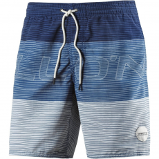 O'Neill Stacked II. Shorts Beach short,fürdőnadrág D (O-603600-o_3900-Red Aop)