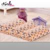 Kutyakiegészítő, takaró, tavaszi-nyári ágybetét, vagy különálló kutyafekhely csillag mintás 60x40 cm