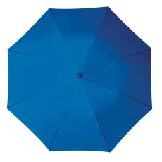 RAINBOW esernyõ, kék (RAINBOW kézi nyitású egyszeres teleszkópos összecsukható esernyõ, nylon tokban.)