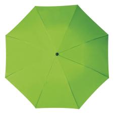 RAINBOW esernyõ, almazöld (RAINBOW kézi nyitású egyszeres teleszkópos összecsukható esernyõ, nylon)