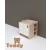 TODI TODI Teddy – nyitott polc a pelenkázó toldalék alá