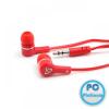 SBOX EP-003R Earphones Red Fülhallgató,2.0,3.5mm,Kábel:1,2m,32Ohm,18Hz-20kHz,Red
