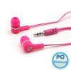 SBOX EP-003I Earphones Pink Fülhallgató,2.0,3.5mm,Kábel:1,2m,32Ohm,18Hz-20kHz,Pink